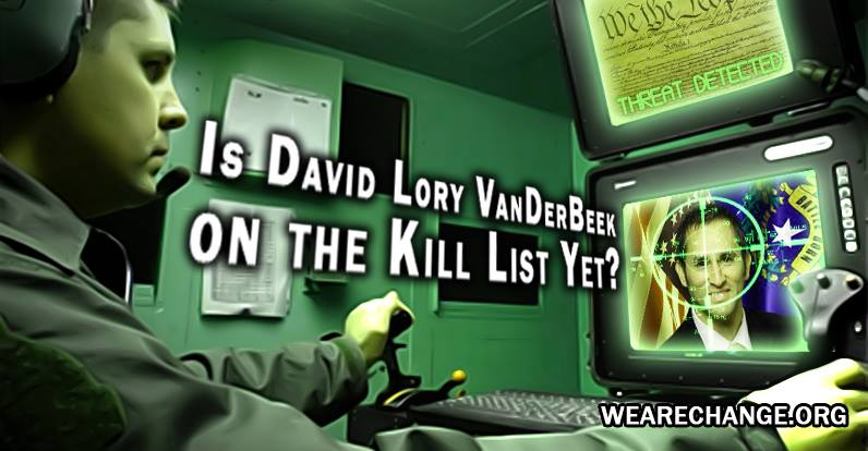 Can Nevada's David Lory VanDerBeek Make It To the White House Kill List?