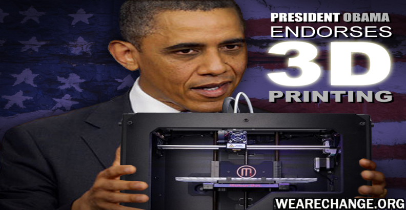 3D Printing: Manufacturing A Brighter Future