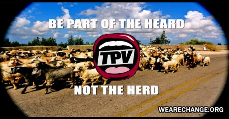 The People's Voice: Be Part Of The Heard Not The Herd