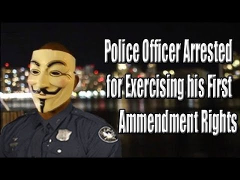 VICTORY! Charges Dropped for Florida Cop Who Refused to Remove Guy Fawkes Mask