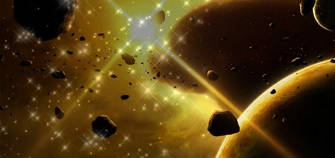 Water Found In Stardust Suggests Life Is Universal