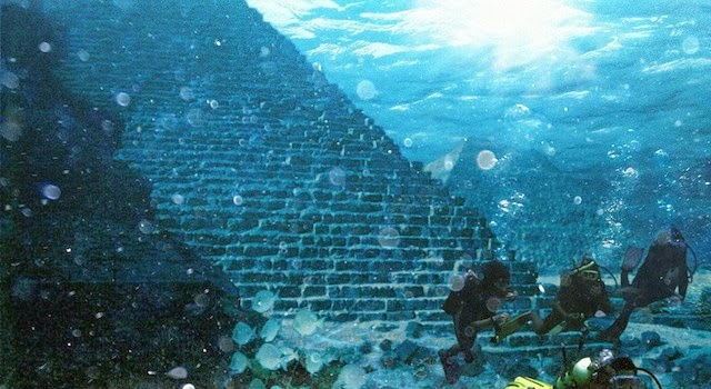 Huge Underwater Pyramid Discovered Near Portugal – The Navy is Investigating