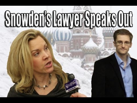 Snowden's Lawyer Speaks Out