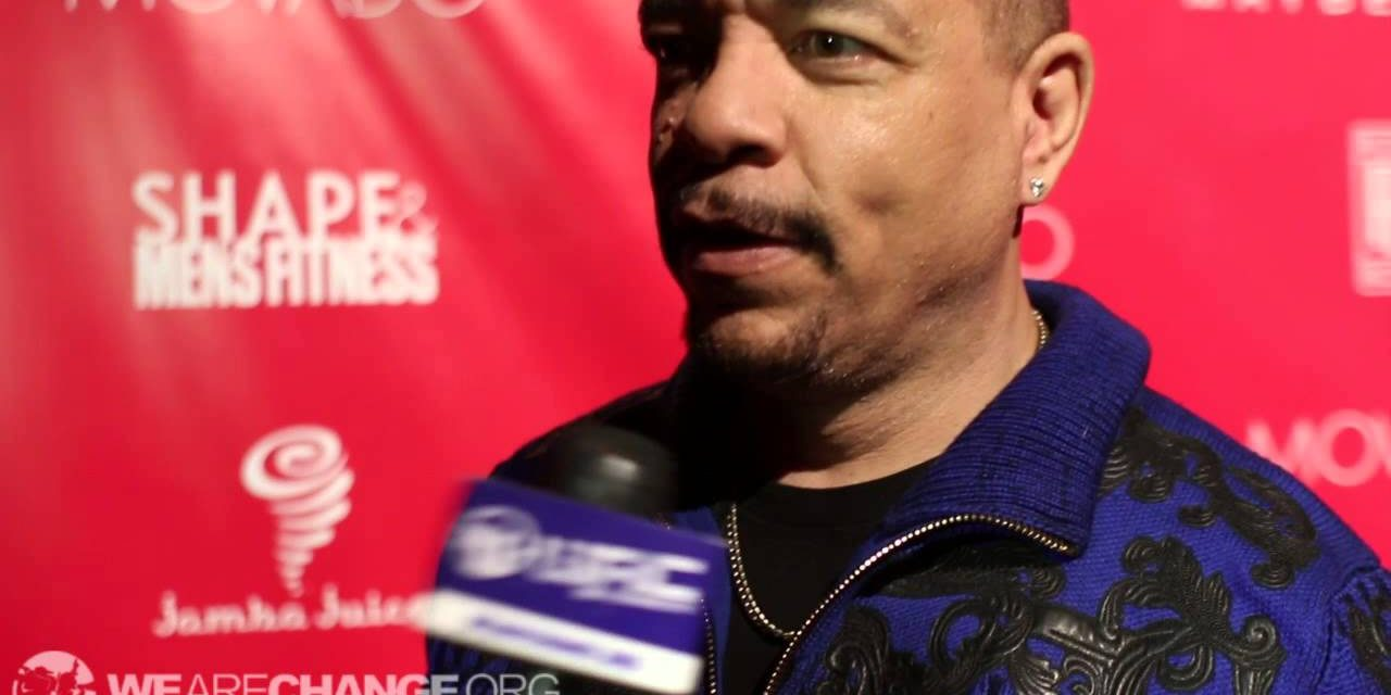WeAreChange talk's to Ice-T about Gun Rights and Obama