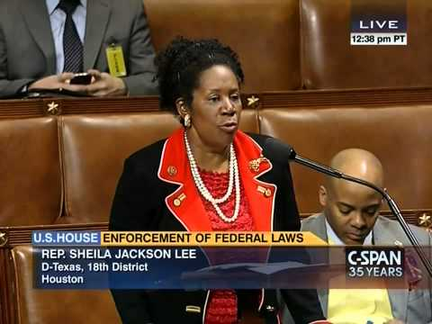 Sheila Jackson Lee Thinks the Constitution is 400 Years Old