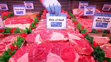 California slaughterhouse allegedly sold beef with cancer