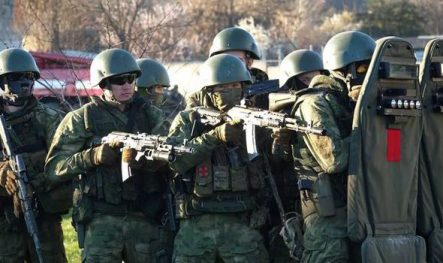 Russia is 'planning invasion of part of Moldova', warns NATO