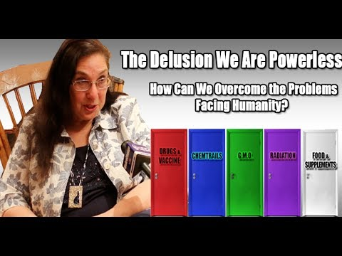 Dr. Rima: The Delusion We Are Powerless