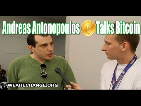 The Bitcoin guy Andreas Antonopoulos on Bitcoin being NWO