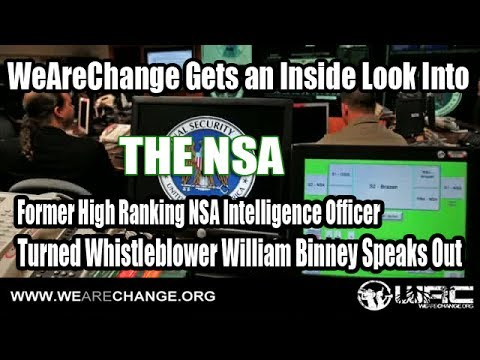 An Inside Look at the NSA With Whistleblower William Binney (Part 2 of 2)