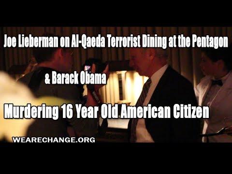 Joe Lieberman on Obama Murdering 16 Year Old American Citizen
