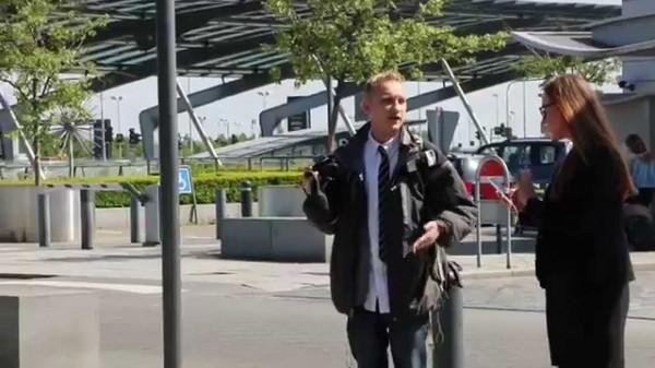 Bilderberg Evacuates Airport Cause of Independent Media