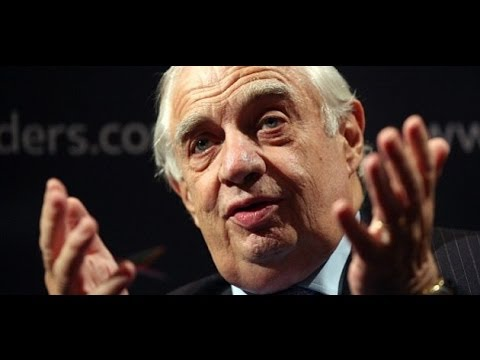 Goldman Sachs Peter Sutherland Confronted at Bilderberg: Sweats BALLS