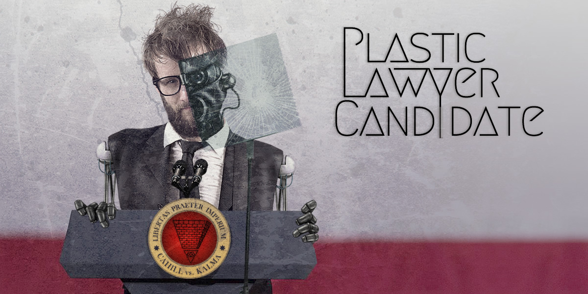 Plastic Lawyer Candidate destined to be historic protest song