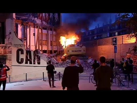 Why Barcelona Was Rioting