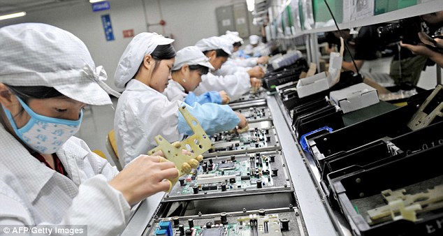 Mystery of the cancer cluster killing Chinese workers at factory that makes new iPhone 6: 13 struck by leukaemia in SAME plant… were cleaning agents to blame?