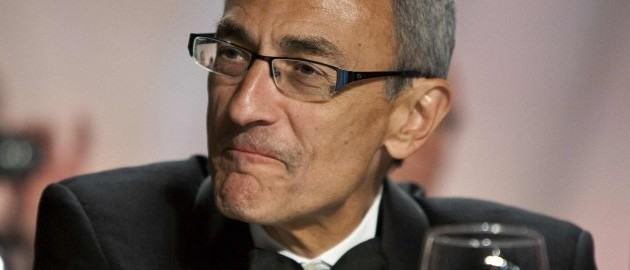 Podesta: Congress Can't Stop Obama On Global Warming