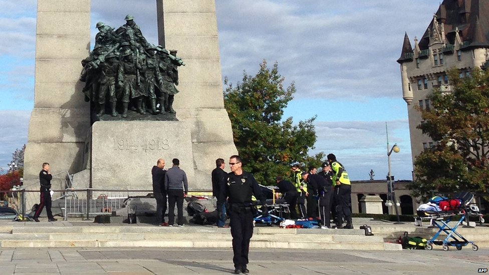 Ottawa Shooting: Federal Security Chiefs Warned Days Before Attack