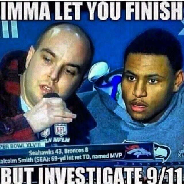 What are your thoughts on the frm #wrc intern who took over the #Superbowl w/ #investigate911 was it a good thing or bad thing comment below