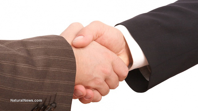 In age of runaway superbugs, handshakes now declared more dangerous than smoking
