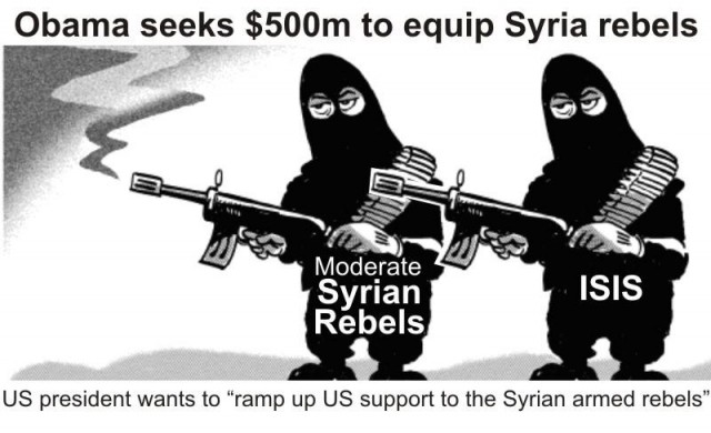 More dumb foreign policy conventional wisdom: Even CIA admits arming rebels isn't working