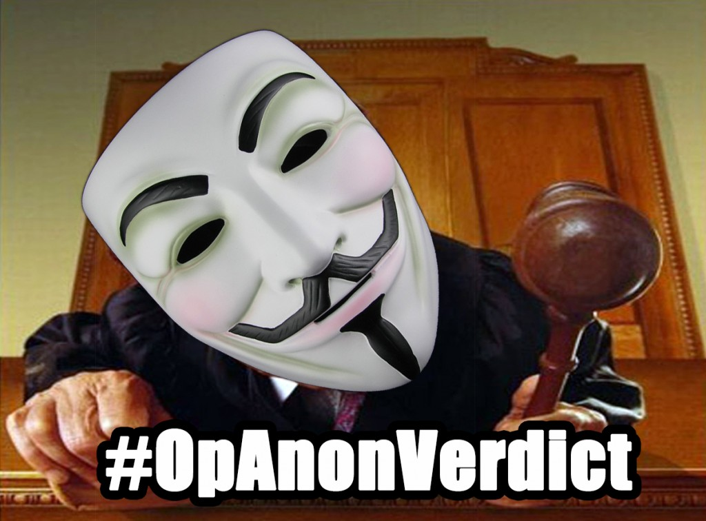 Anonymous Promises Major Cyber-Attacks and Protests At Homes of 'Killer Cops' In #OpAnonVerdict