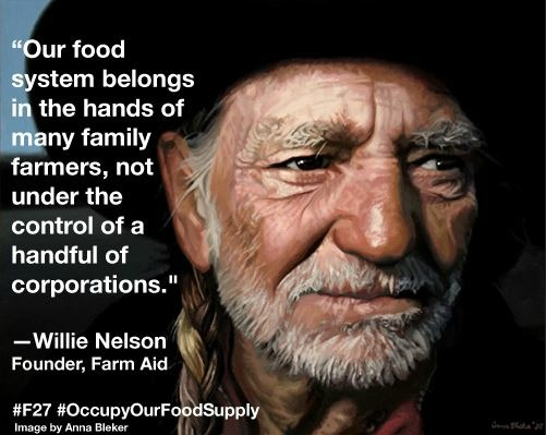 Willie Nelson on the Wealth of the Land and the Power of the People