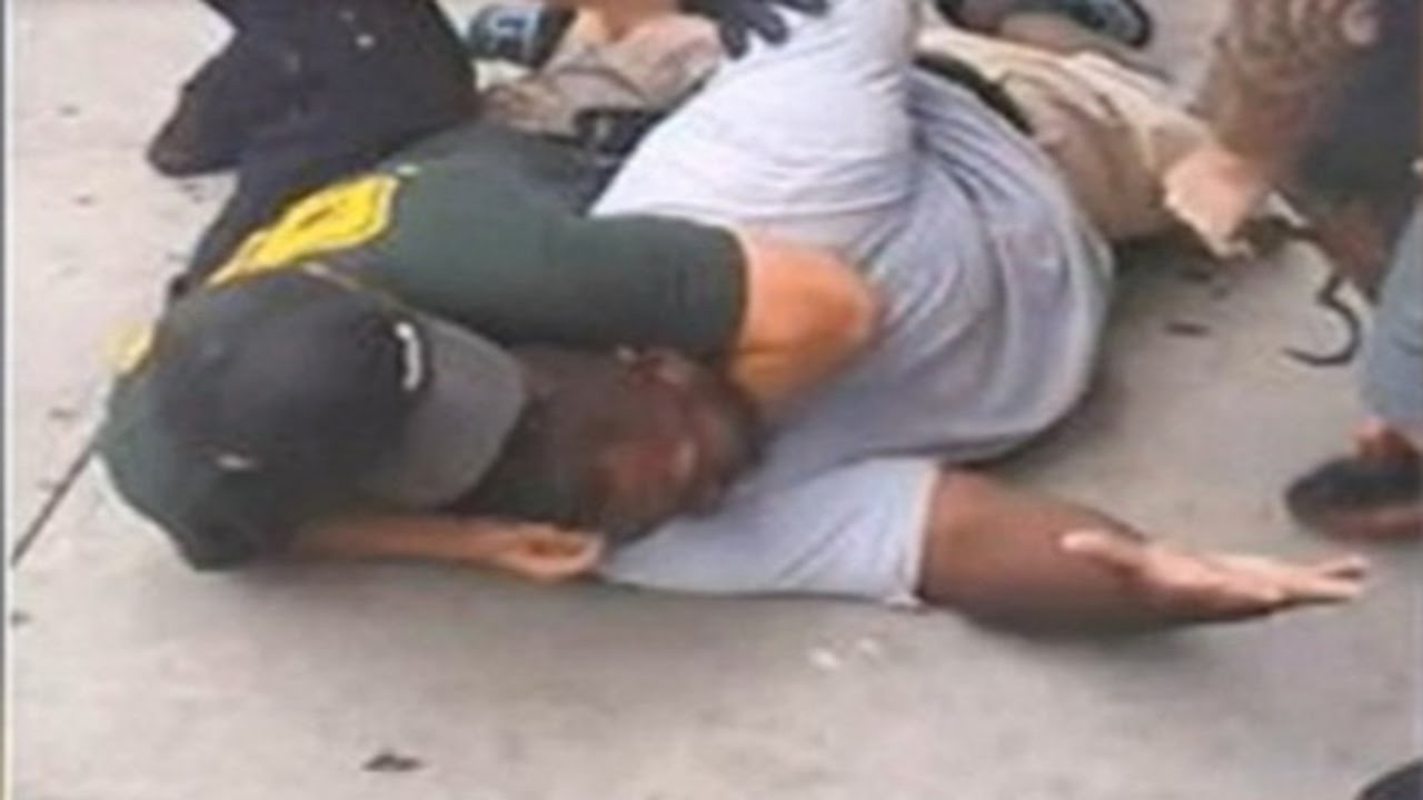 Eric Garner: Jury deciding whether NYPD officer who killed man in chokehold is to face charges