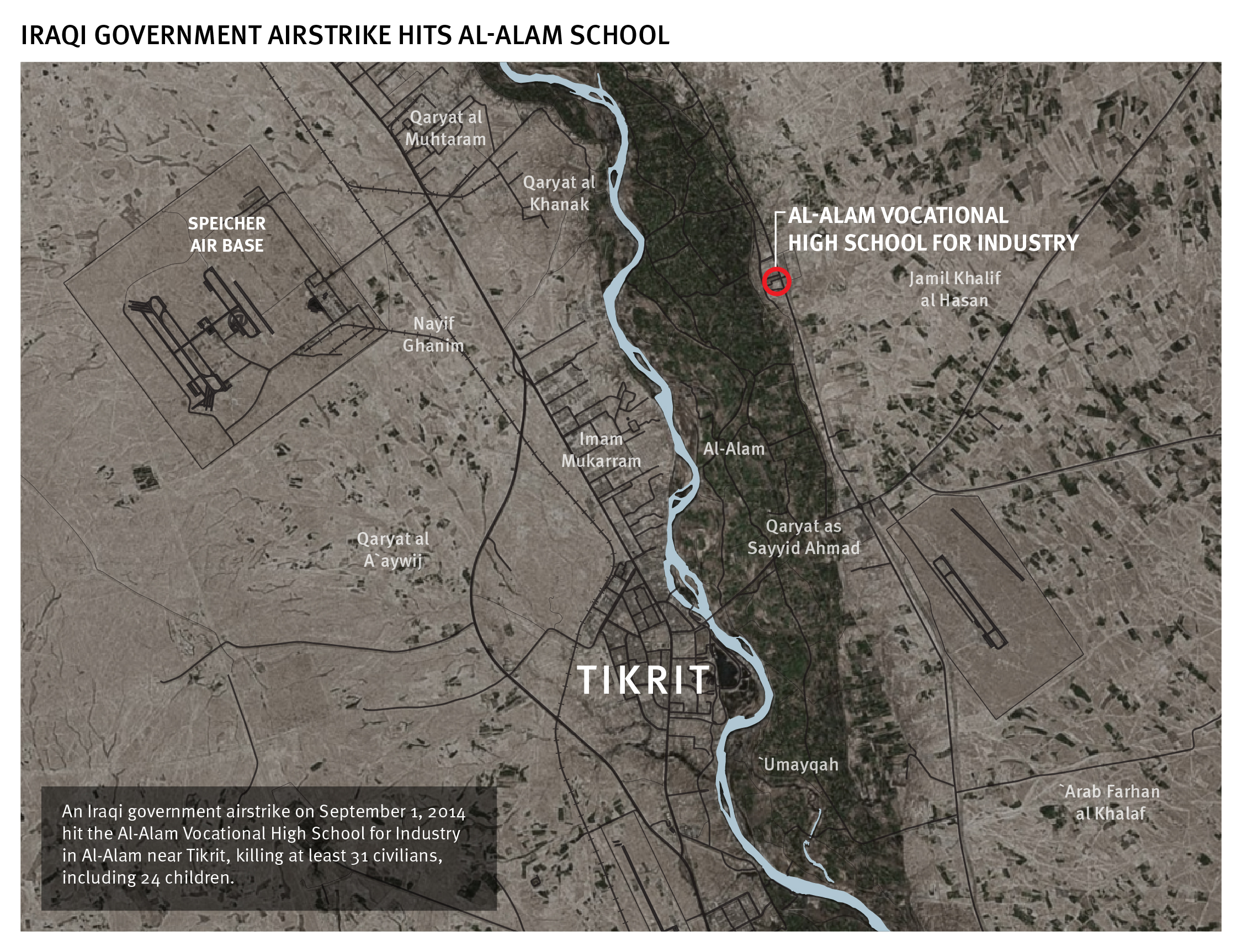 Air-strike against ISIS hits an Iraq School killing 31 civilians & injuring 42. ISIS recruitment campaign going well