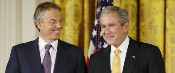 7 Quotes From Bush, Blair And Co On How Invading Iraq Would Help Us.. Beat Al Qaeda