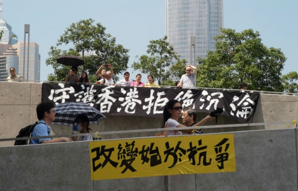 Instagram blocked in China in response to Hong Kong democracy protests