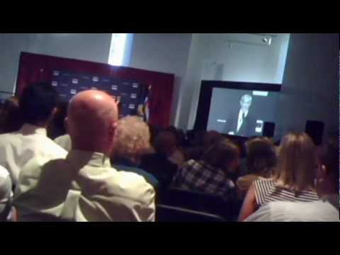 WeAreChange Colorado Confronts Michael Chertoff