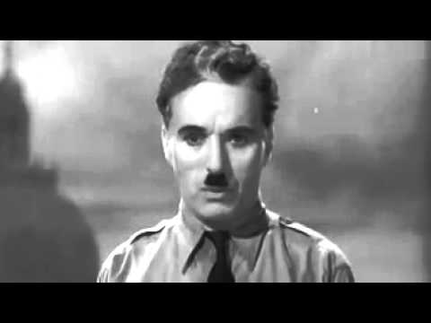 Message To All Humanity – Charlie Chaplin