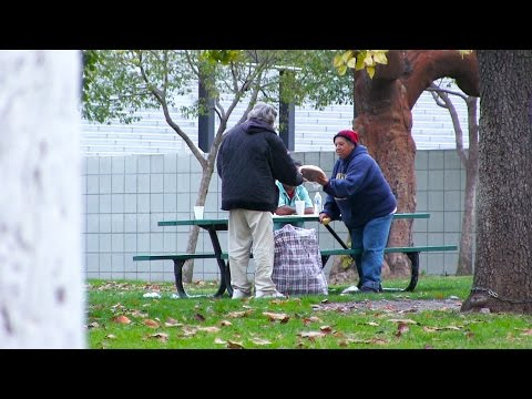 A Must Watch: How Does A Homeless Man Spend $100?