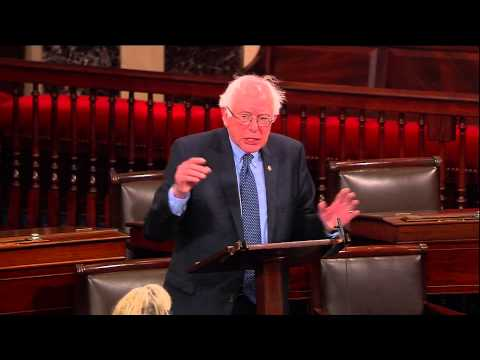 Bernie Sanders: Destroy the Big Banks Before the Big Banks Destroy You