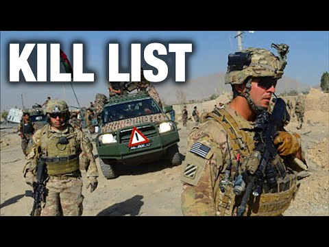 Leaked 'Kill List' Shows NATO/US Knew Kids Were Dying