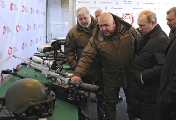 Vladimir Putin, Dmitry Semizorov