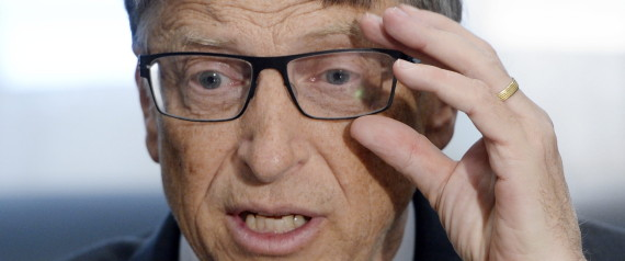"Bill Gates: ""We need a world government"""