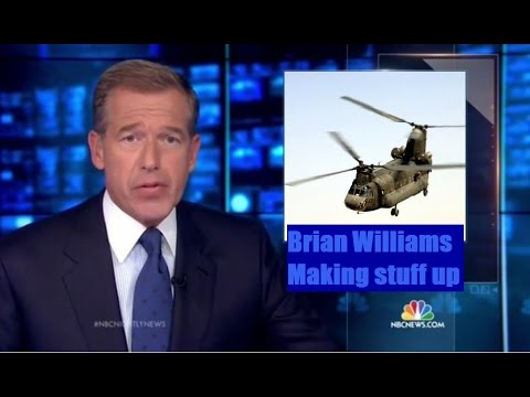 The Real Scandal With Brian Williams Lies