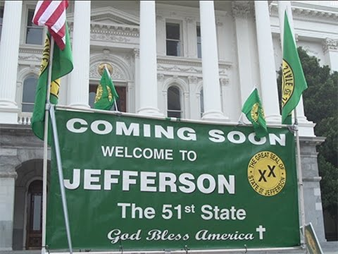 The State of Jefferson Moves One Step Closer to Reality