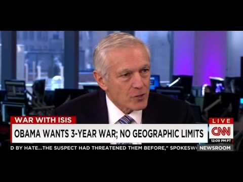 "Wesley Clark: ""Our friends and allies funded ISIS"""