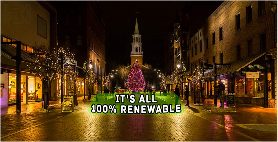 The First US City To Run On 100% Renewable Energy