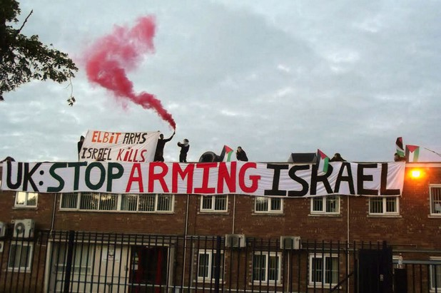 Case Dropped: Protesters Who Cost Elbit Drone $280,000 In Damages