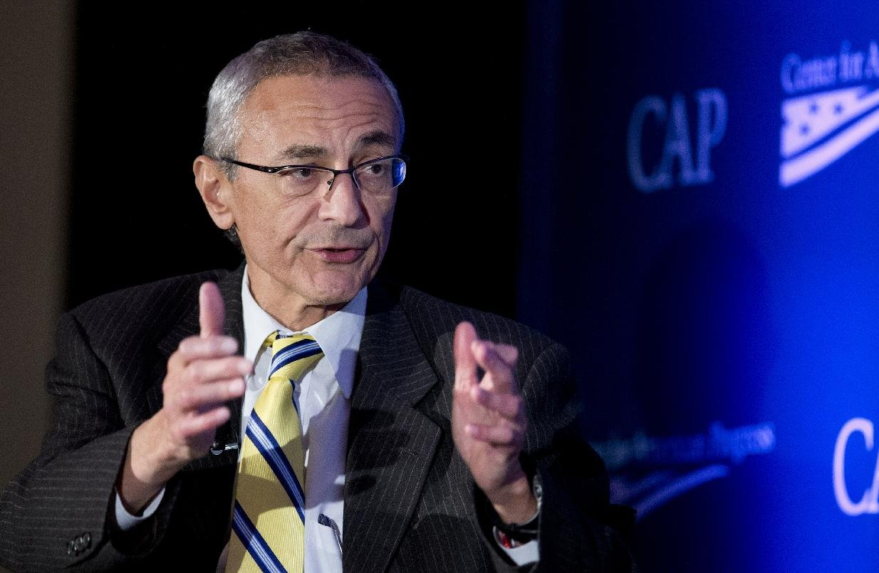 Obama adviser John Podesta's biggest regret: Keeping America in dark about UFOs