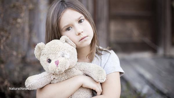 Child-Girl-Old-Teddy-Bear-Sad-Lonely