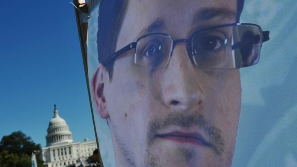 Edward Snowden is very popular in both Germany and Russia.(MANDEL NGAN/AFP/Getty Images)