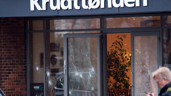 Hebdo Part Deux in Denmark: 'ISIS-Inspired' Gunmen Attack Cartoonist and Synagogue