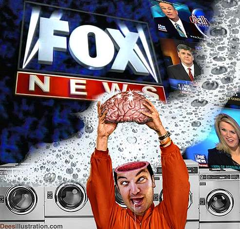 How Fox News Creates Its Own Insane Reality