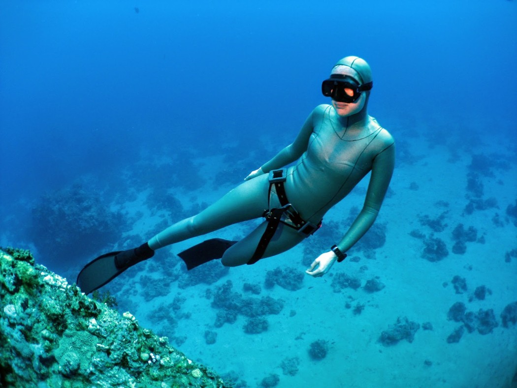 You Soon Can Dive Without An Oxygen Mask Thanks To This New Material
