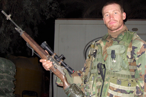 """I was an American sniper, and Chris Kyle's war was not my war"""